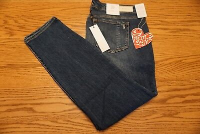 NWT WOMEN'S SLINK JEANS Size 22 Plus Skinny Curvy Veronica Distressed Stretch