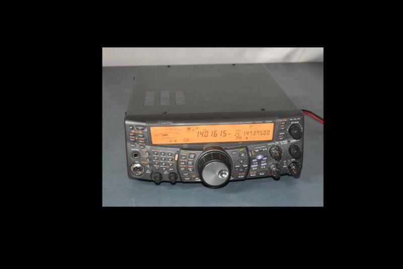 KENWOOD TS-2000 HF/VHF/UHF TRANSCEIVER!! **NICE**