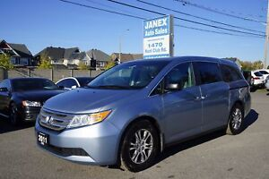 2011 Honda Odyssey EX ACCIDENT FREE | ONE OWNER | EX | 8-PASS...