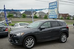 2015 Mazda CX-5 GT GT - NAVI - LEATHER