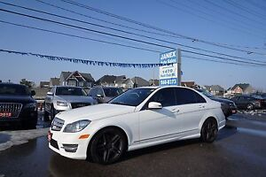 2013 Mercedes-Benz C-Class 4MATIC - AMG WHEELS