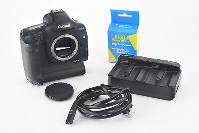 Canon EOS 1D Mark IV 16.1MP Digital SLR Camera Body with Battery & Charger V9971