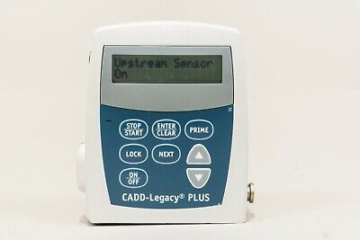 Smiths Medical Cadd Legacy Plus 6500 Ambulatory Infusion Pump - Software F