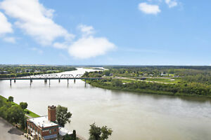 1 Bedroom Suite with a Breathtaking View! Call 306-314-0214