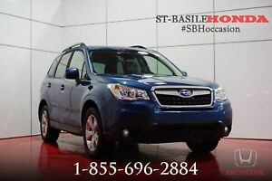 Subaru Forester 2014 LIMITED + MAGS 17'' + CAMÉRA + BLUETOOTH +