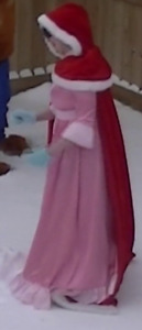 Beauty and the Beast Belle Winter dress cosplay