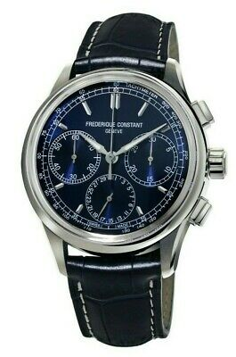 Frederique Constant Men's Flyback Automatic Chronograph 42mm Watch FC-760N4H6