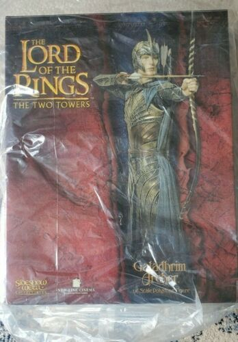 LOTR Sideshow Weta Galadhrim Archer Lord of the Rings