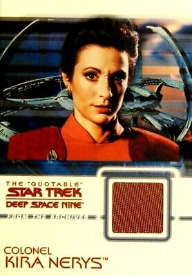 Star Trek Deep Space Nine C2 Costume Kira Nerys ](Star Trek Deep Space Nine Costumes)