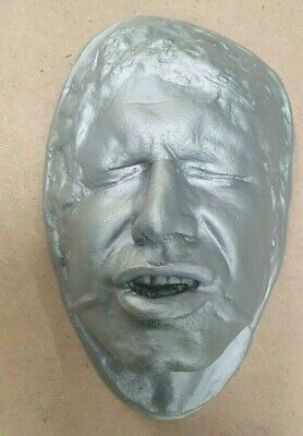 STAR WARS: Han Solo in Carbonite Face cast / Prop, Replica, Science fiction