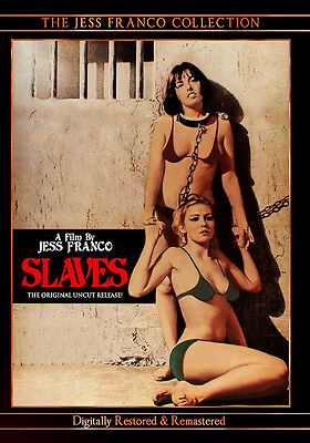 Slaves Dvd  Directed By Jess Franco  Full Moon Features