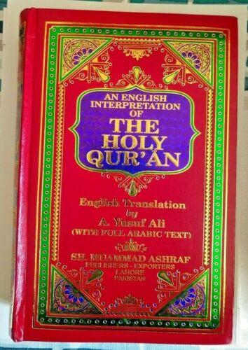 An Interpretation of The Holy Quran (Ara/Eng/Notes)[FB] Abdullah Yusuf Ali