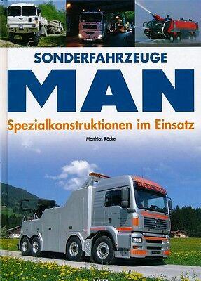 MAN Sonderfahrzeuge M.A.N. special purpose vehicles M. Röcke Heel