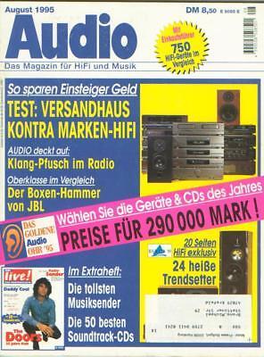 Audio 8/95 JBL L 90,Expolinear T-300 II,Krell KSA 300 S,Infinity Kappa 8.2i