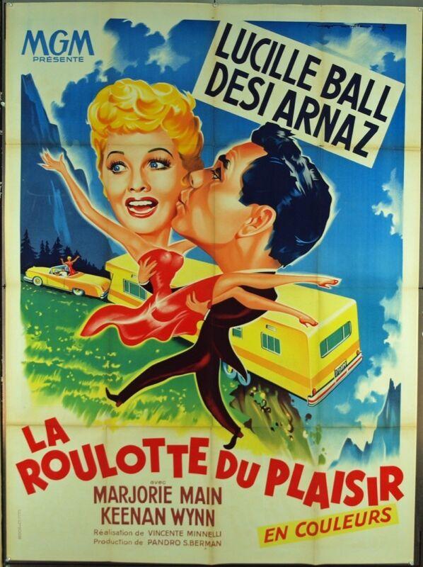 LONG, LONG TRAILER, THE (1954) 7171