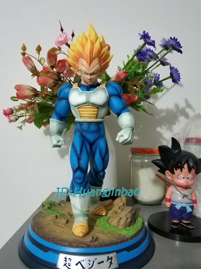 Dragon Ball Super Vegeta Model GK Full Painted 13.4/'/'H Collection Statue