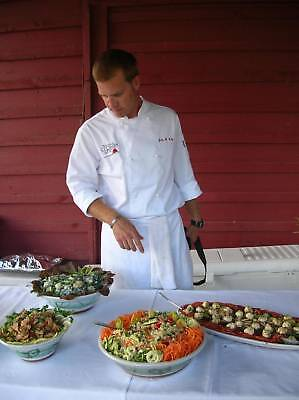 Catering Service Personal Chef Start Up Business Plan!