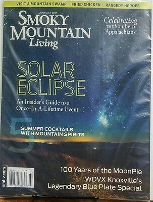 Smoky Mountain Living June July 2017 Solar Eclipse Guide Appalachian Free Ship