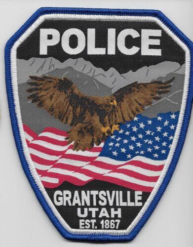 Grantsville Police State Utah UT NEW Scenic