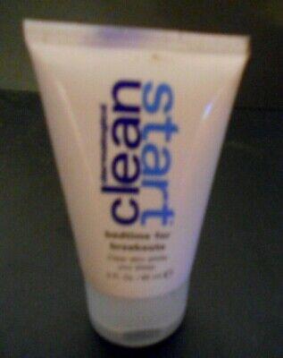 Dermalogica Clean Start Ready Set Scrub 2.5oz .75ml New