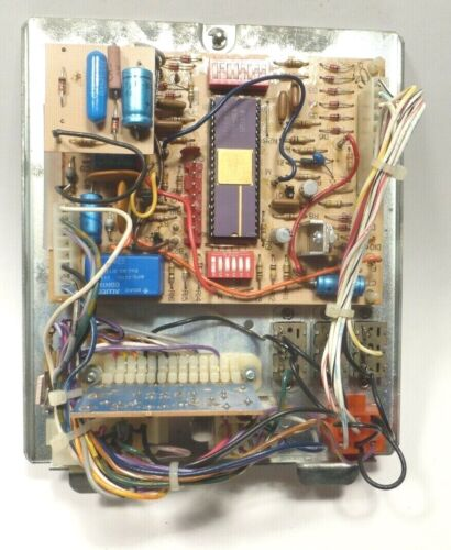 ROCK-OLA  JUKEBOX PART:  Tested & Working  CREDIT SYSTEM. 51375-A DOMESTIC