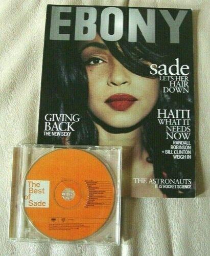 SADE CD BEST OF SADE LET