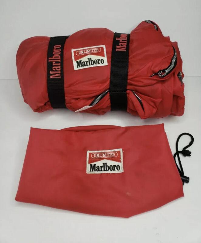 Marlboro Unlimited Gear Adventure Team Thermal Sleeping Bag Collectible