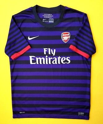 4.7 5 Arsenal kids jersey 13-15 years 2012 2013 shirt 479290-547 Nike ig93 5a0be82cd49