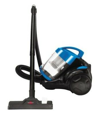 Bissell Zing Bagless Canister Vacuum Cleaner Multi Surface Blue