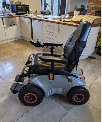 Meyra Optimus 2 All Terrain Powerchair Wheelchair