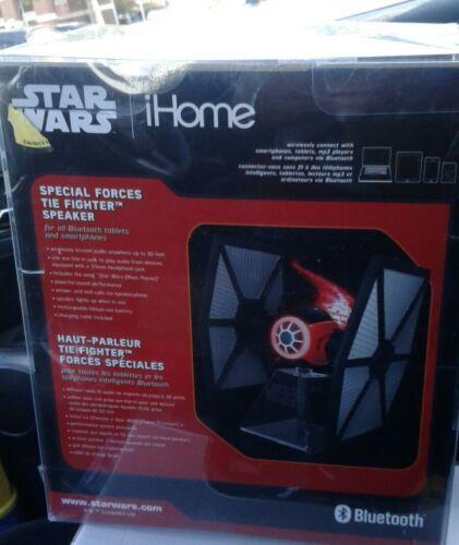 iHome Star Wars Episode VII Special Forces Tie Fighter;