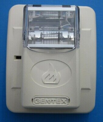 Gentex Ges3-24ww Fire Alarm Strobe