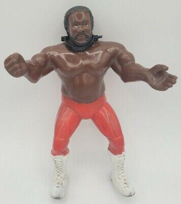 Vintage WWF WWE Junkyard Dog W/ Collar Action Figure 1984 LJN Titan Sports