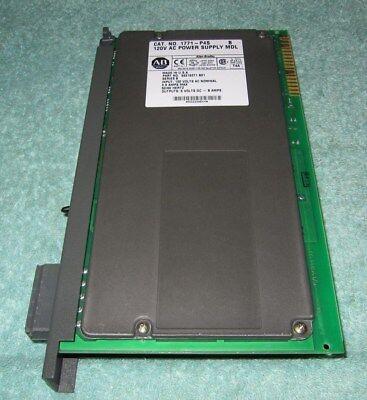 New Allen Bradley 1771-P4S B 120 V AC Power Supply Module PLC-5