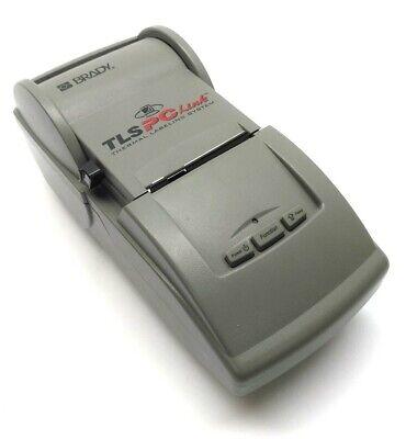 Brady Tls Pc Link Thermal Label Printer 203 Dpi .47 Insec 2 Labels W Psu