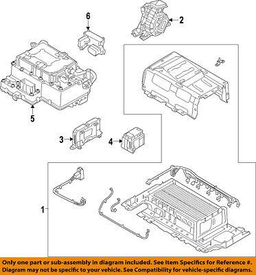 HYUNDAI OEM 11-15 Sonata Battery-Relay 375144R000