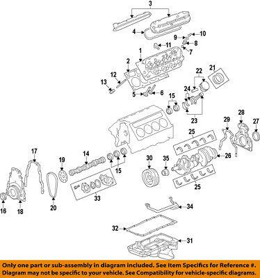 GM OEM-Engine Camshaft Cam Bearing 19260874