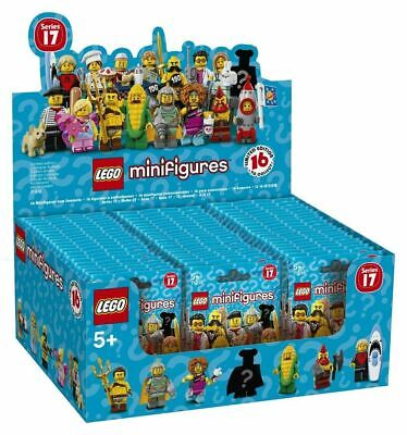 COLLECTIBLE MINIFIGURES, LEGO 71018 Series 17, Complete Set of 16 - NEW & SEALED