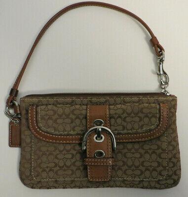 Coach Wristlet/Small Bag