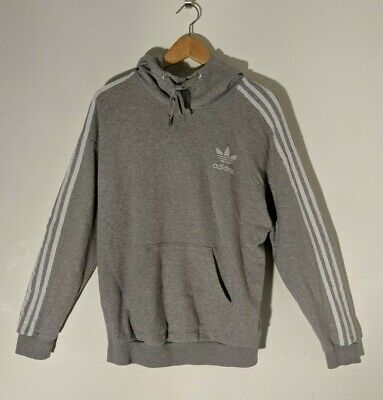 adidas grey hoodie excellent condition  M