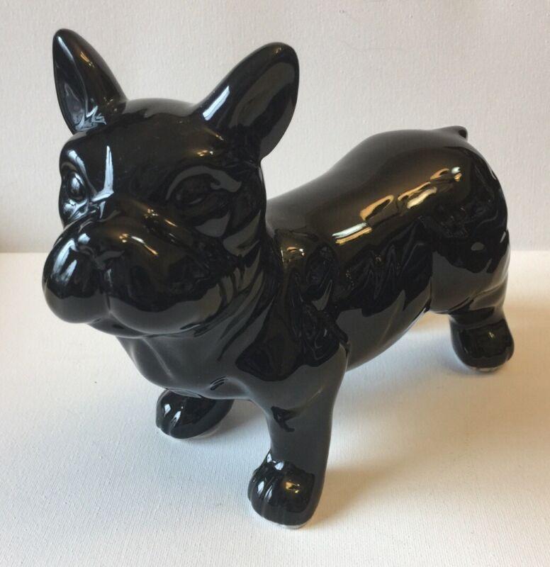 French Bulldog Glossey Statue