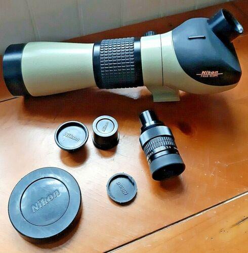 Nikon D=60 P Field Scope Spotting Scope w/Eyepiece 20-45x