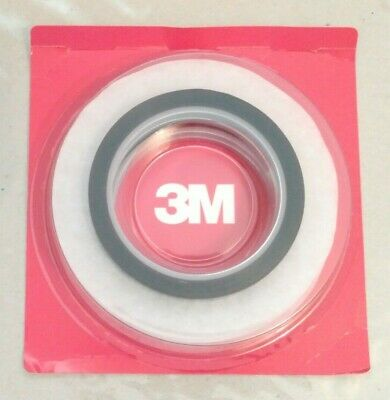 3m Low-static Polyimide Film Tape - 4 Rolls - 14 In X 36 Yds - 5419 Blk