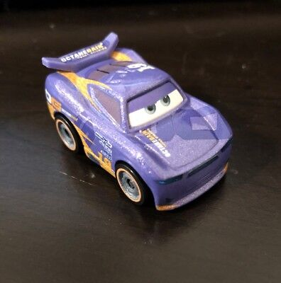 Disney Pixar Cars 3 Mini Racers - Danny Swervez! non metallic. VHTF