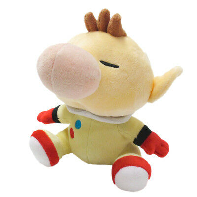"New Official Little Buddy 1652 Pikmin Captain Olimar 6.5"" Stuffed Plush Doll"