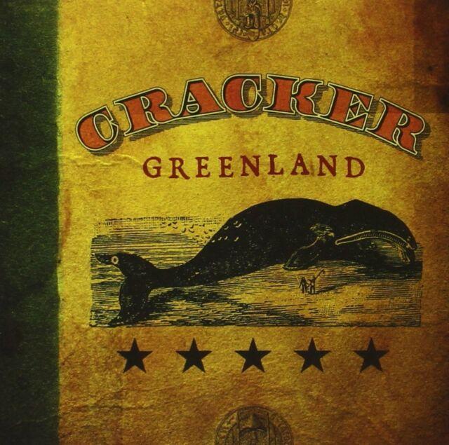 Cracker-Greenland CD   New