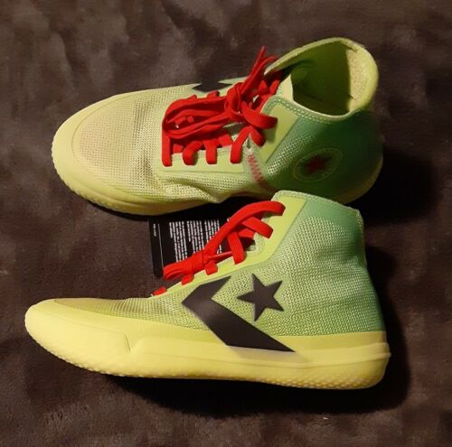 Converse All Star Pro BB Nocturnal 166322C Grinch Basketball