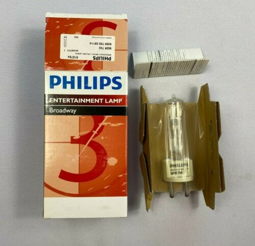 Philips MSR 700 Entertainment Lamp Broadway 915754 NEW BJ