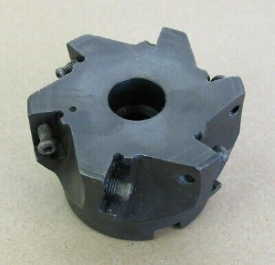 2.5 Carboloy Indexable Face Mill 34 Arbor R220.69-02.50-16