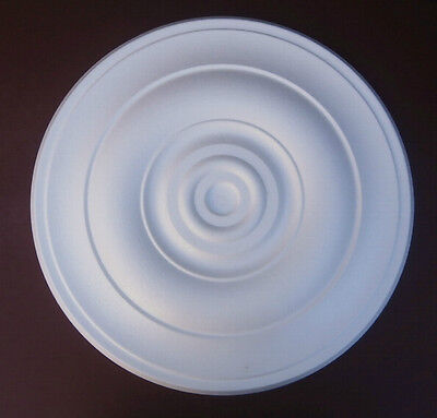 Ceiling Rose Size 460mm - 'Osborne 1' Lightweight Polystyrene Ceiling Rose